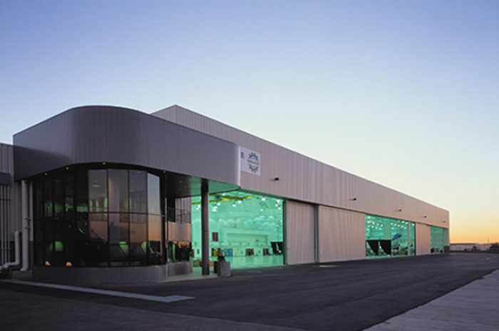 Bombardier Completion Center M3 Engineering Amp Technology